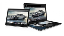 Discover Mercedes-Benz S-Class Coupe through your smartphone