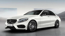 Mercedes-Benz C-Class Night Package announced, C-Class Estate debuts later this month