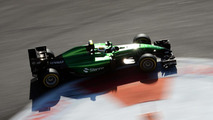 Caterham can miss Austin-Brazil double header