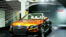 Audi Wire Frame Concept based on Cross Cabriolet Concept at Design Miami