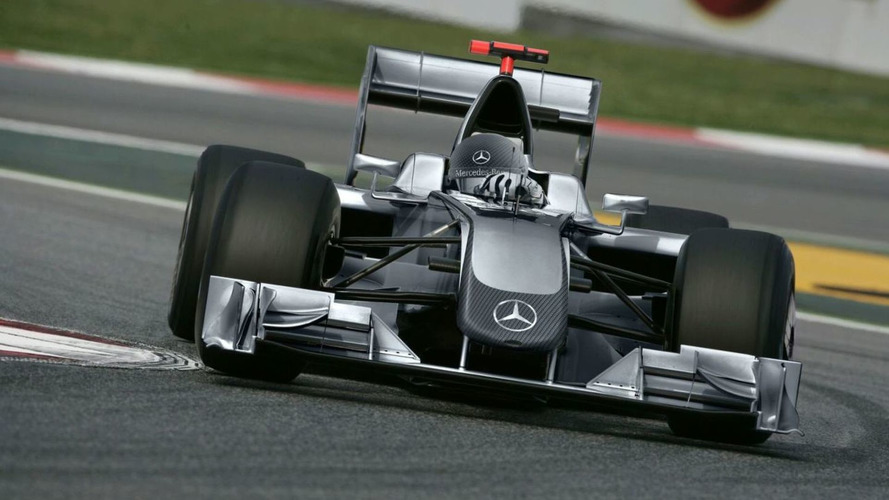 Mercedes GP in no hurry to replace Button