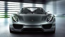 Porsche 918 Spyder Super Sports Hybrid Concept - 1600 - 02.30.2010