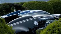 Bugatti Centenaire Revealed at Concorso d'Eléganza Villa d'Este 2009