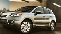 2010 Acura RDX leaked images - 400