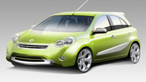 Proposed smart USA B segment 5-door vehicle, 1600, 06.10.2010