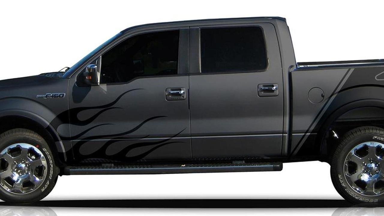 customised Ford F-150