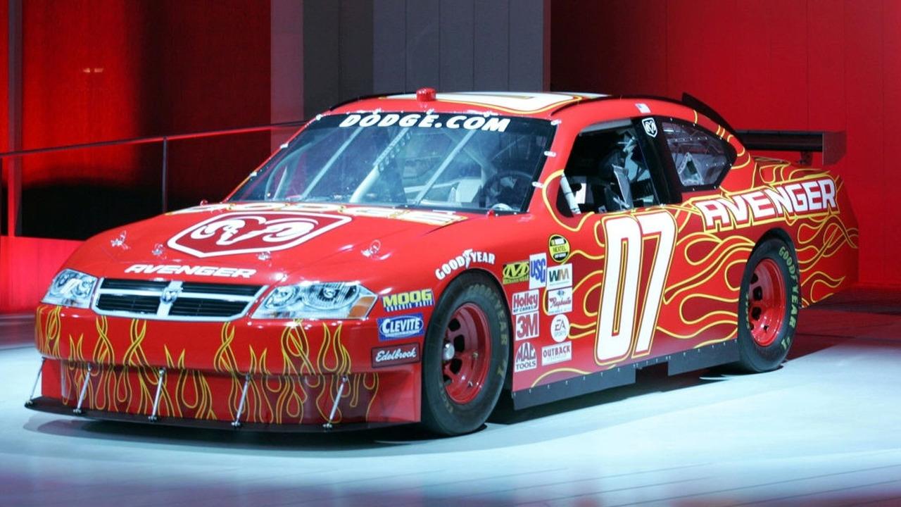 2008 Dodge Avenger NASCAR Nextel Cup car