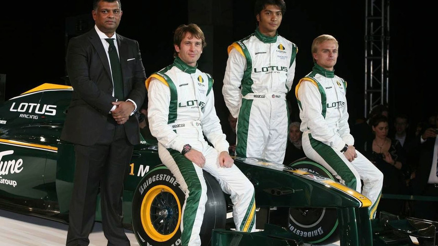 No Malaysian move for new Lotus team yet