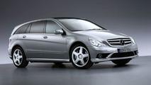 New Mercedes-Benz R63 AMG