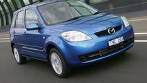 Mazda2 Improves Class Leading Credentials (Australia)