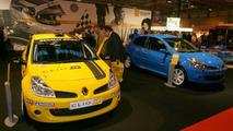 Renault Clio at Autosport International