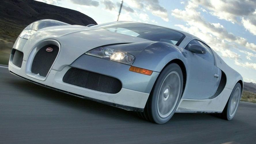 Bugatti Drops Project Lydia