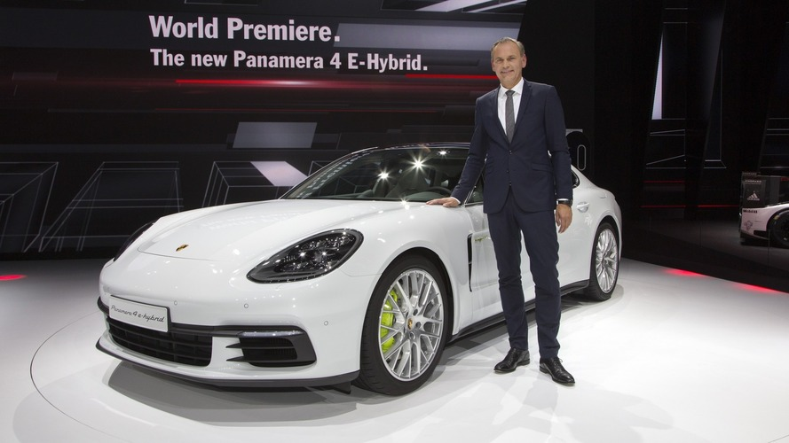 Porsche Panamera 4 E-Hybrid blends efficiency with power and beauty