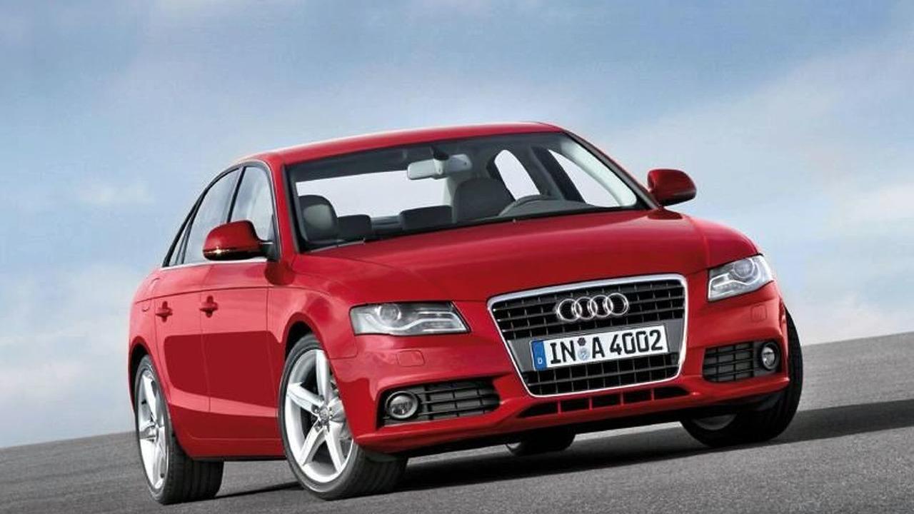 The New Audi A4 Sedan