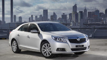 Holden Malibu first photos 24.07.2012