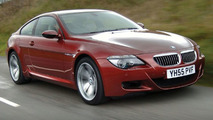 BMW M6 UK Launch