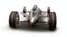 BMW Hydrogen Powered Salt Flat Racer