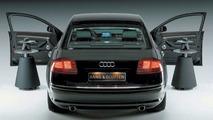 Audi Advanced Sound System Bang & Olufsen