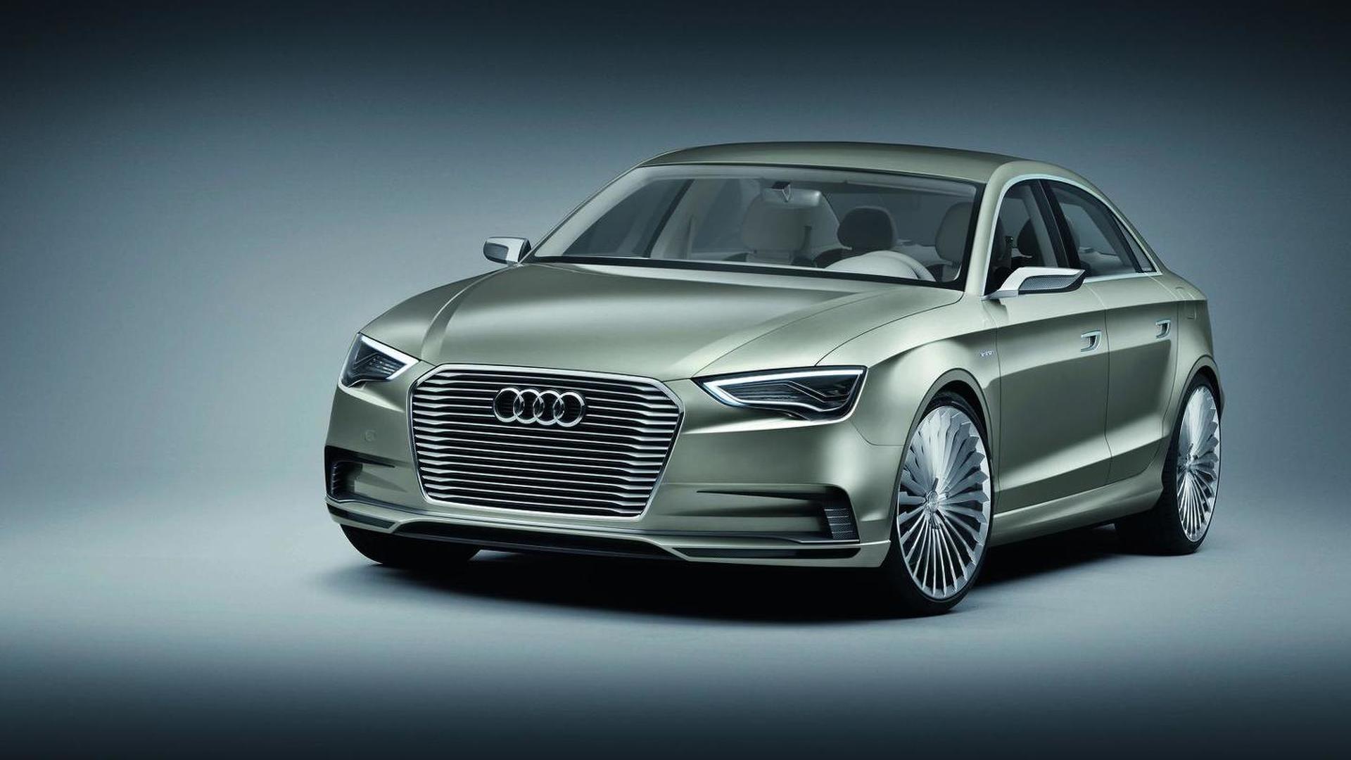2012 next-generation Audi A3 details reported