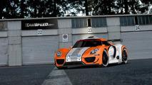 New info: Porsche 918 Coupe racing prototype to debut in Detroit - report