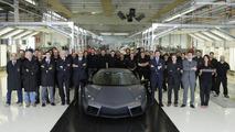 Final Lamborghini Reventon Arrives in U.K.