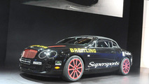 Bentley Continental Supersports ISR Convertible live in Geneva - 28.02.2011