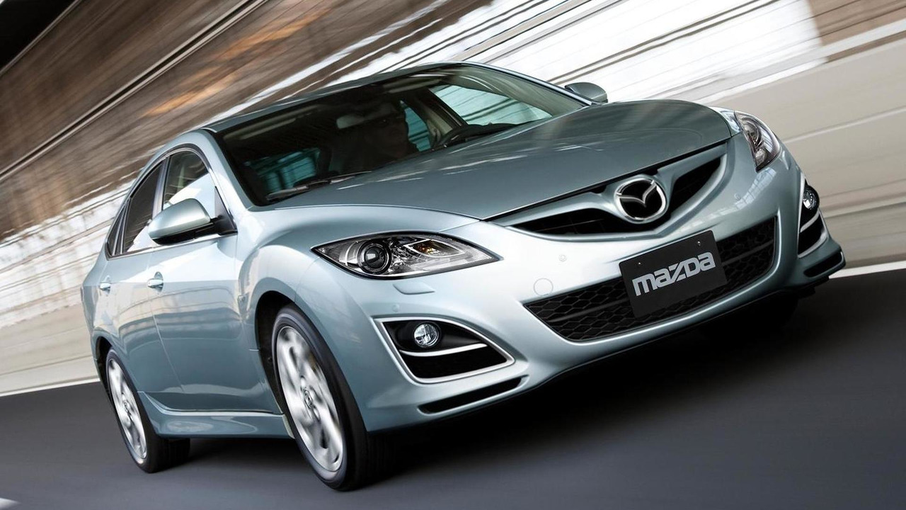2011 Mazda6 Facelift