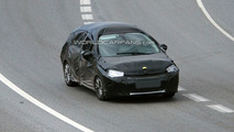 2011 Citroen C4 Spy Photos
