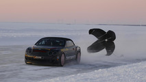 Bentley Continental Supersports sets world record on ice - 15.2.2011