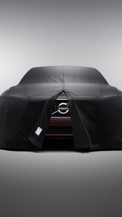 Volvo Concept Estate teased, could debut in Geneva