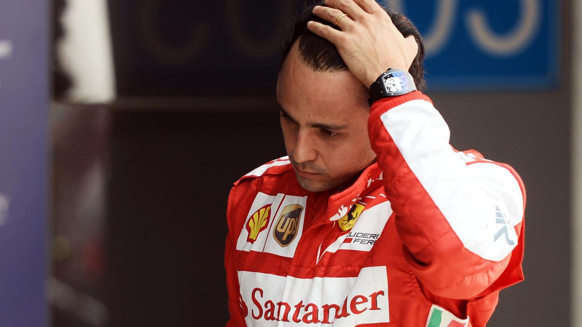 Massa went against advised Ferrari strategy