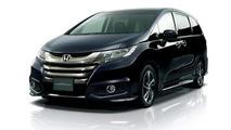 Honda Odyssey JDM-spec 30.9.2013