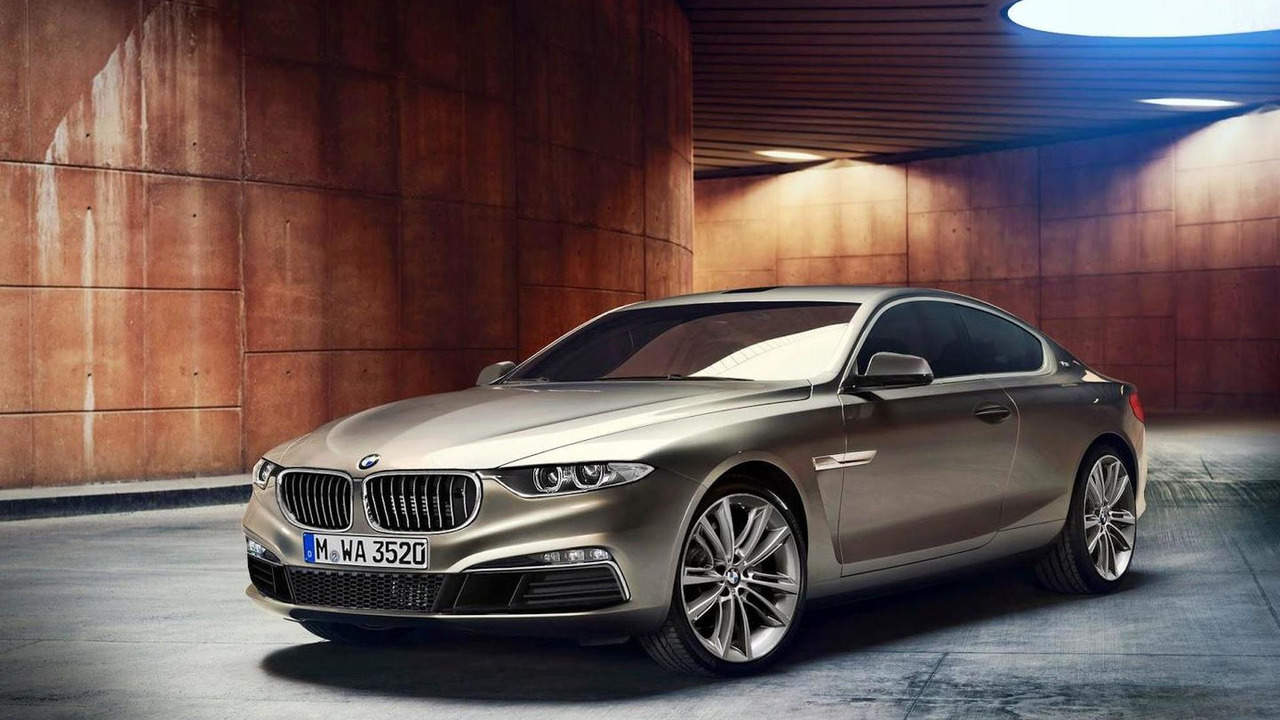 BMW 8-Series render