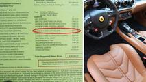 Ferrari F12 Berlinetta sticker price 25.07.2013