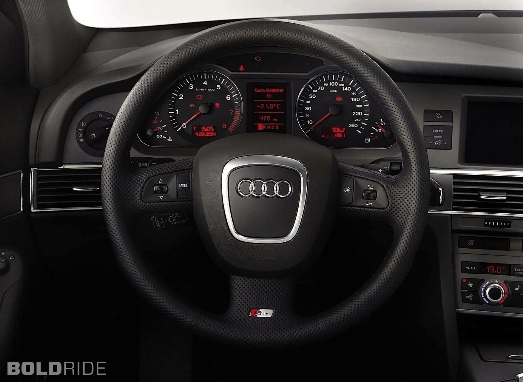 Audi A6 S-Line