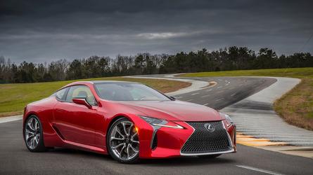 On a enfin le prix de la Lexus LC !
