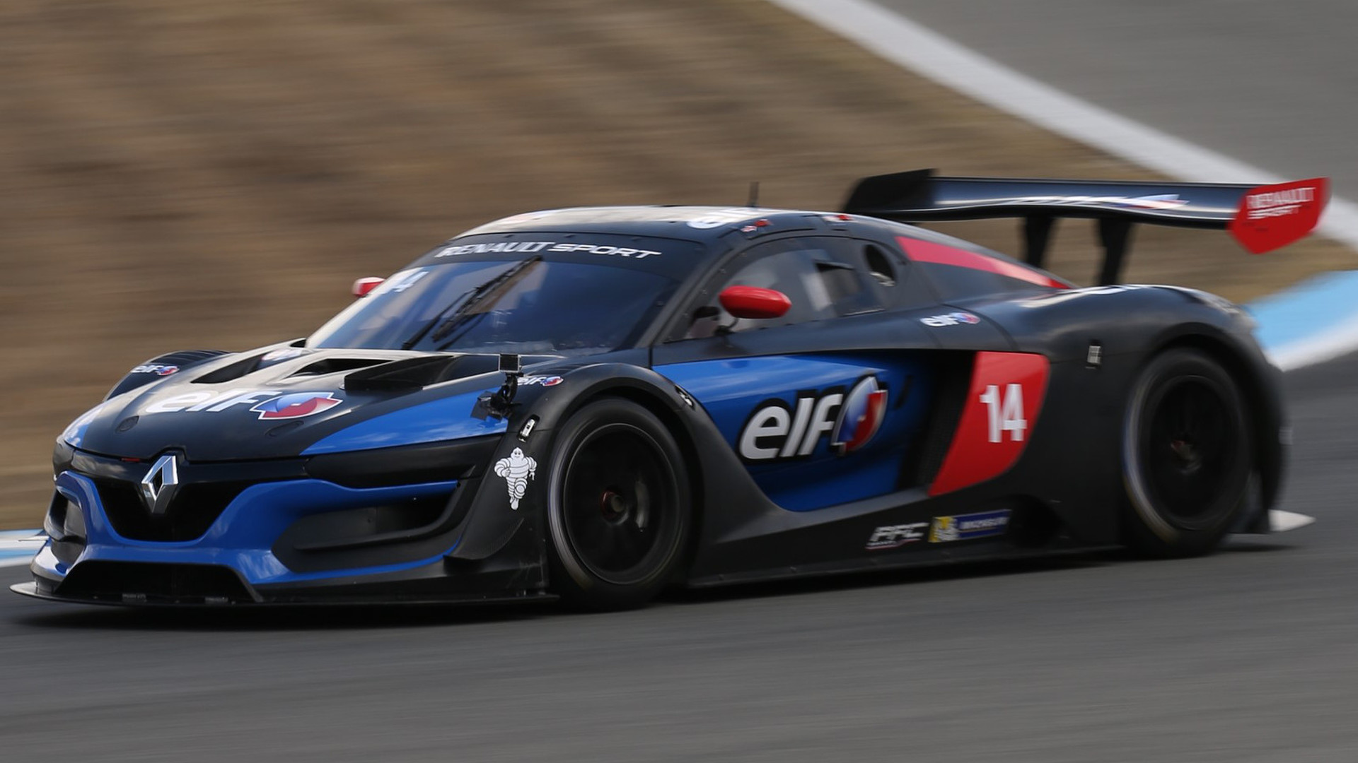 RENAULT SPORT R.S. 01 tackles the Jerez circuit [videos]