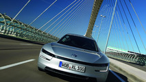 2013 Volkswagen XL1 production version