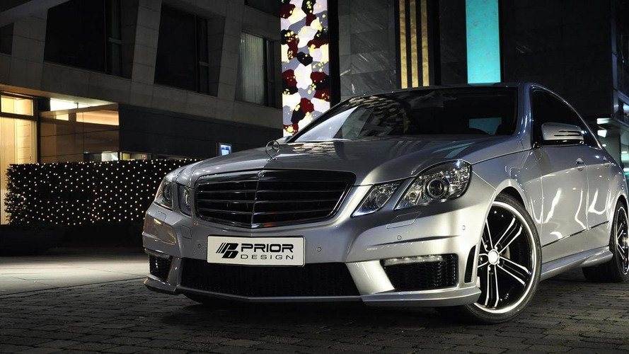 Prior-Design introduces Mercedes E-Class body kit