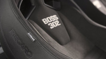 2013 Ford Mustang Boss 302 revealed for L.A. Auto Show [video]