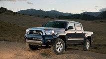 2012 Toyota Tacoma unveiled [video]