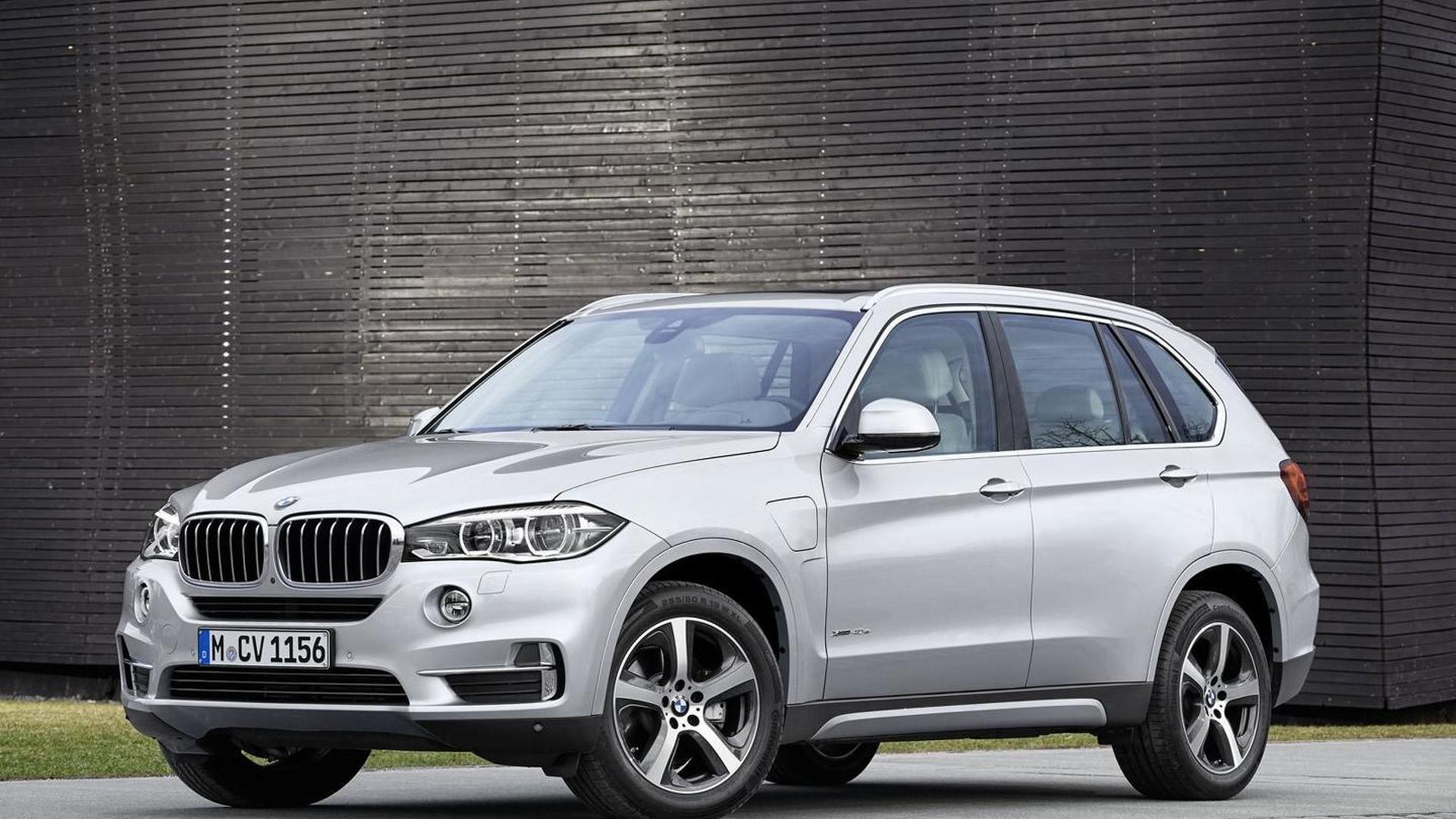 BMW allegedly cooking up electric SUV to rival Tesla Model X