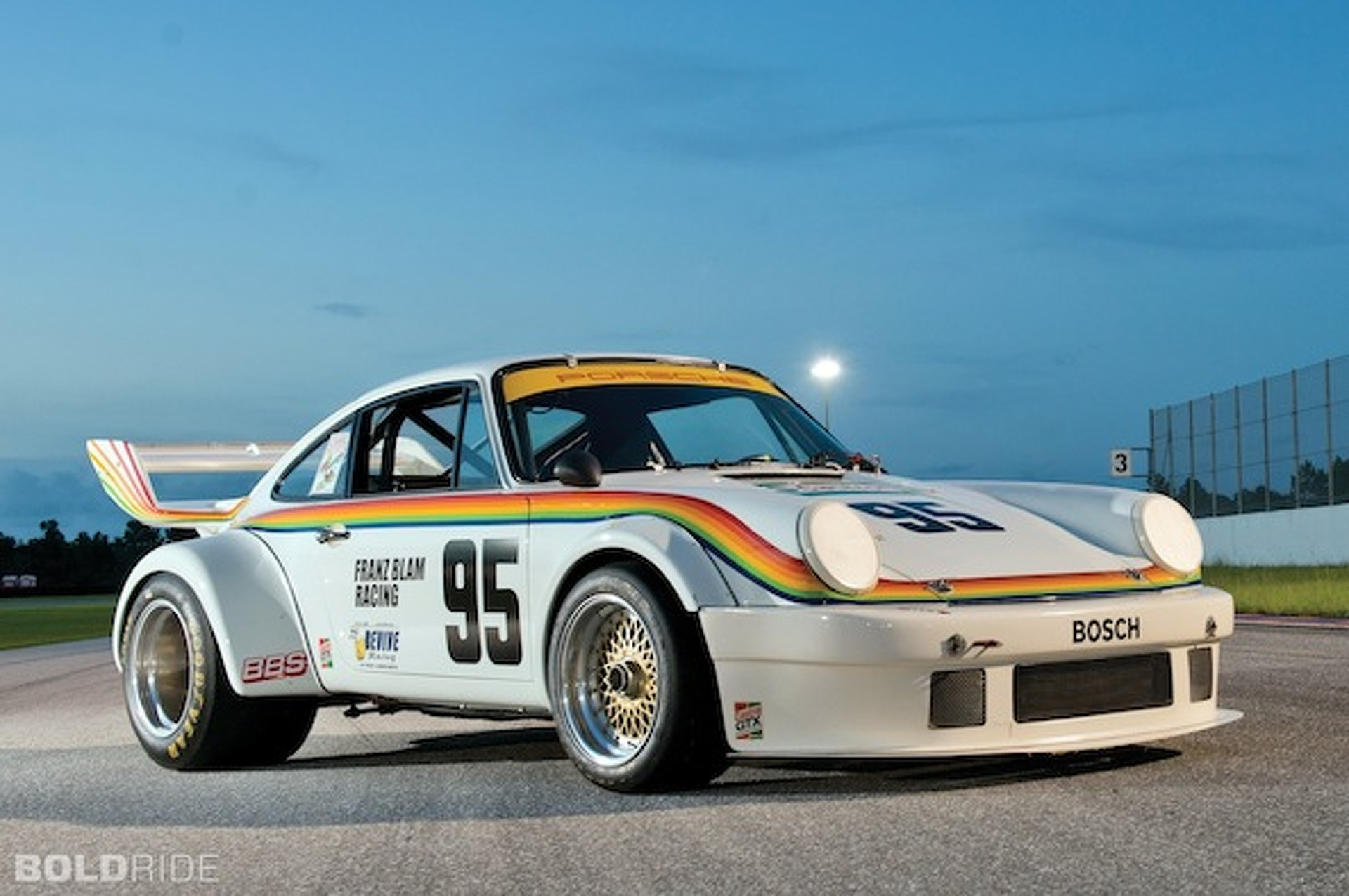 Wheels Wallpaper: 1977 Porsche 934 Turbo RSR