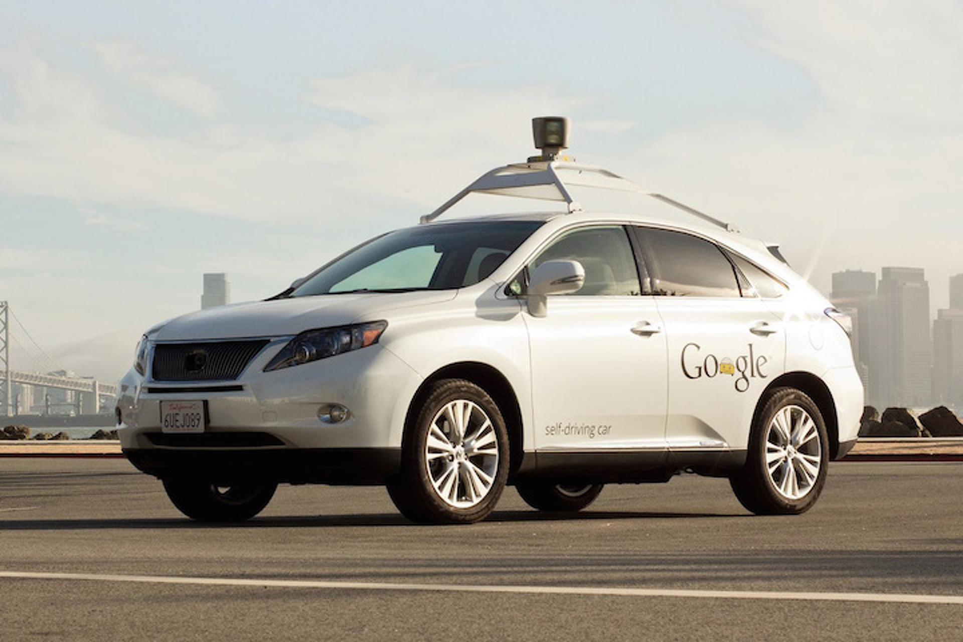 Autonomous Cars Get Real in Los Angeles