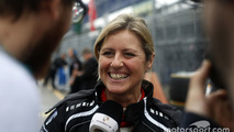 #30 Frikadelli Racing Porsche GT3 R: Sabine Schmitz