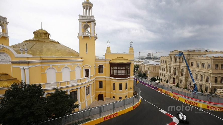 F1 European Grand Prix - Qualifying Results
