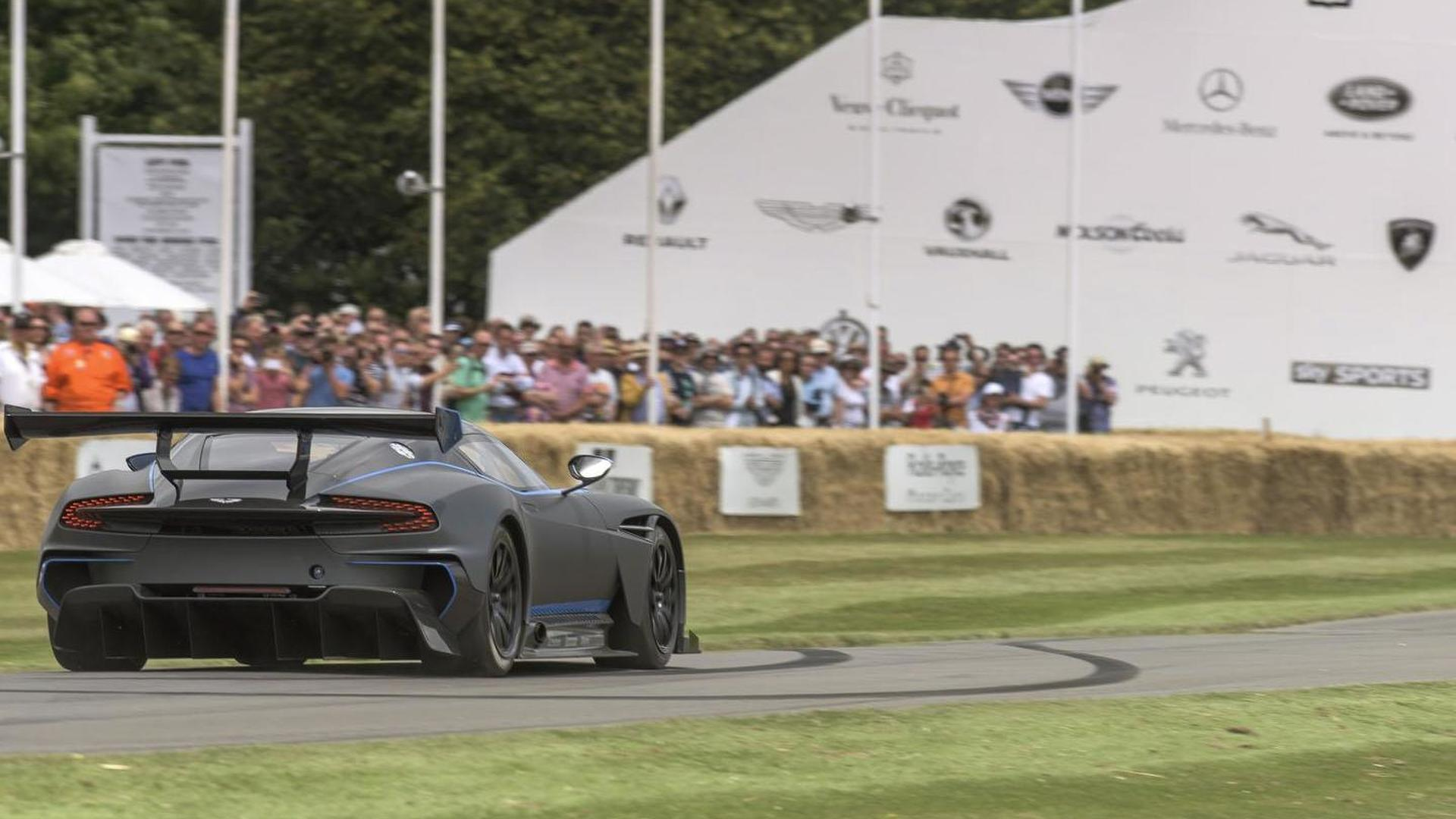 Aston Martin looking for ways to make a road-legal Vulcan
