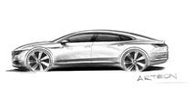 Détroit 2017 - Huit nouveautés en 4 ans pour VW, l'Arteon pour 2018