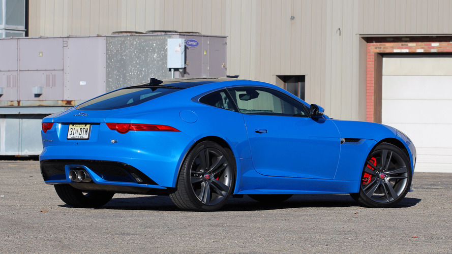 2017 Jaguar F-Type Coupe: Review