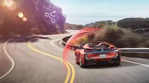 BMW i Vision Future Interaction concept